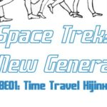 Space Trek: The New Generation logo