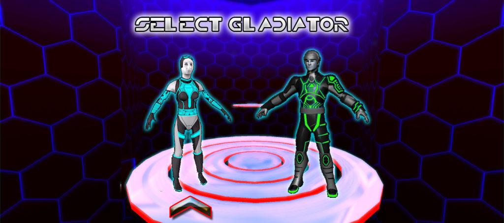 Nanotek Gladiators - select gladiators